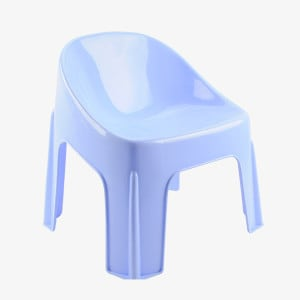Kids Chairs - Blue - 1