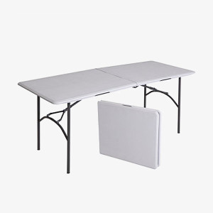 nypartyhire 6feet foldable table