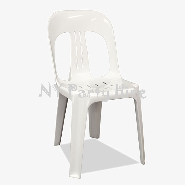 Superior Nypartyhire Plastic Chair