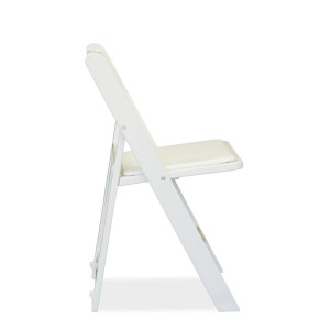 White Gladiator Chair - 002
