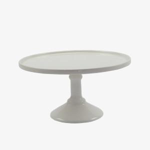Pedestal Cake Stand - White - Large